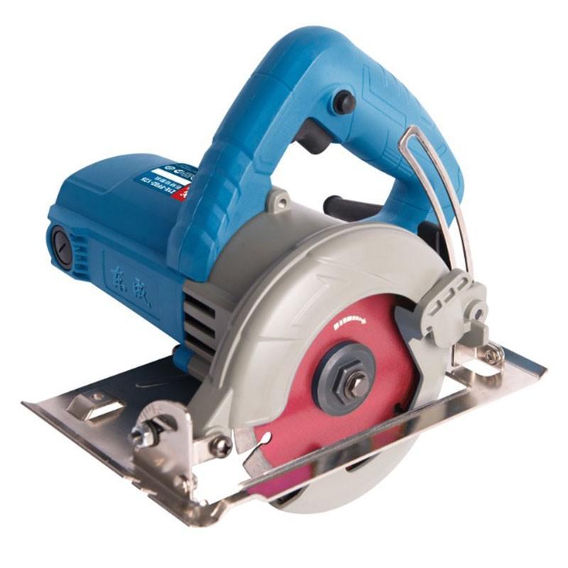 东成 石材切割机,锯片直径125mm 锯深39mm,1240W,Z1E-FF02-125