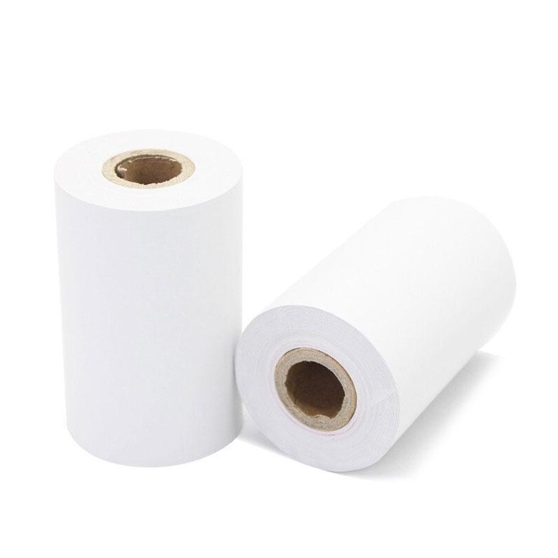 多林 80*80热敏收银纸,48卷/箱 白色