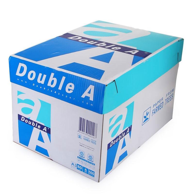 达伯埃 复印纸,A3 80G 白色 5包/箱 单位:箱