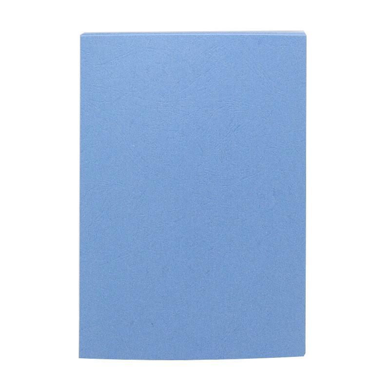 传美 210G云彩纸 100张/包 A4 深蓝色 单位:包