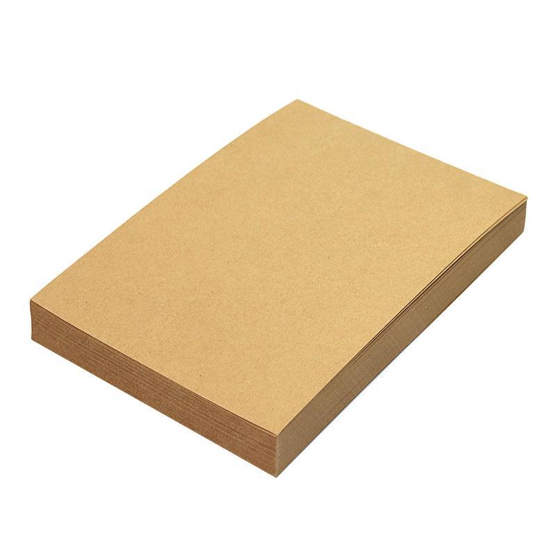 A4牛皮纸,牛皮账本封面 牛皮包装纸 80g 单位:张