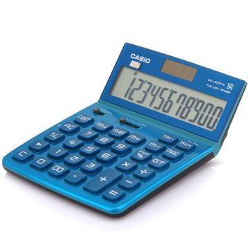 卡西欧 计算器,DW-200TW-BU琉璃蓝色 单位:台