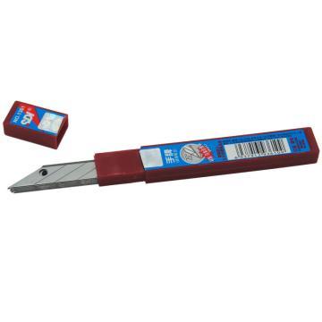 手牌 30度尖刀片, 9mm 红色 1361 单位:盒