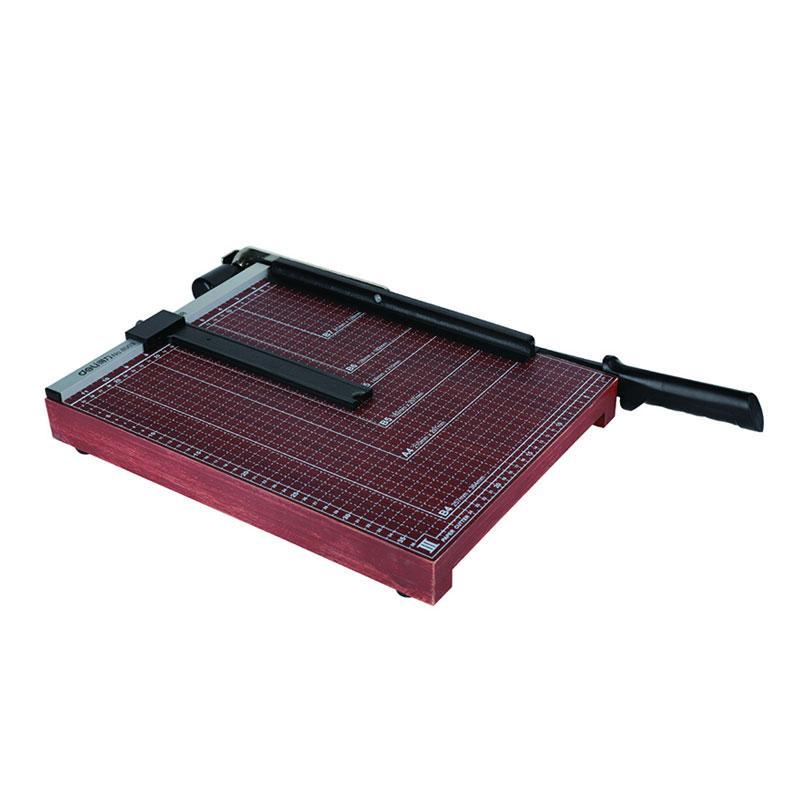 得力 切纸刀,木质 8003(B4) 单位:个