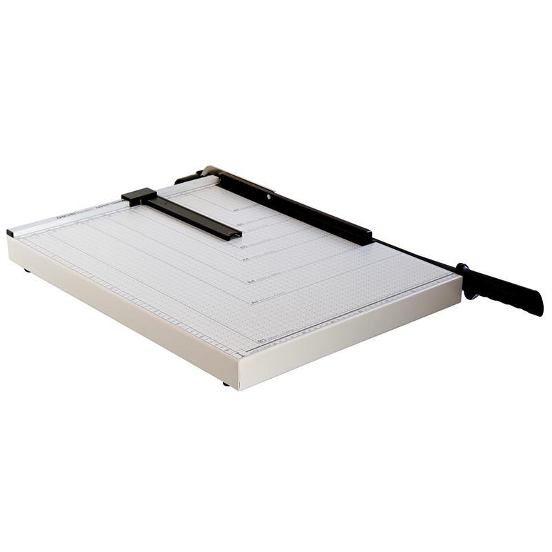 得力(deli) 钢质切纸机/切纸刀/裁纸刀/裁纸机,8011 530mm*410mm 单位:把