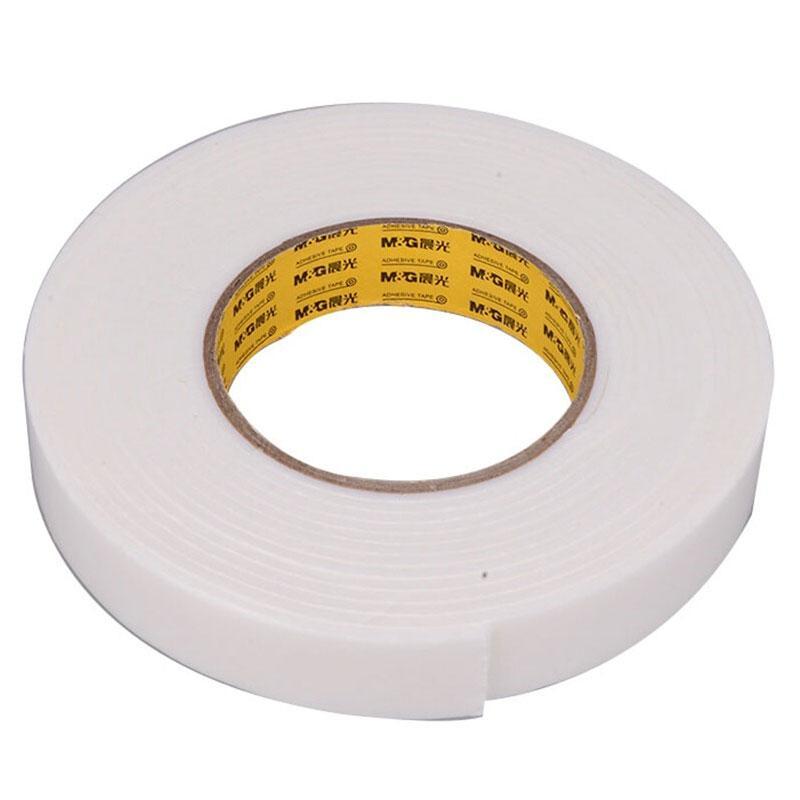 晨光 M&G双面泡棉胶带,AJD97354 24mm*5y 1卷/袋 单位:袋