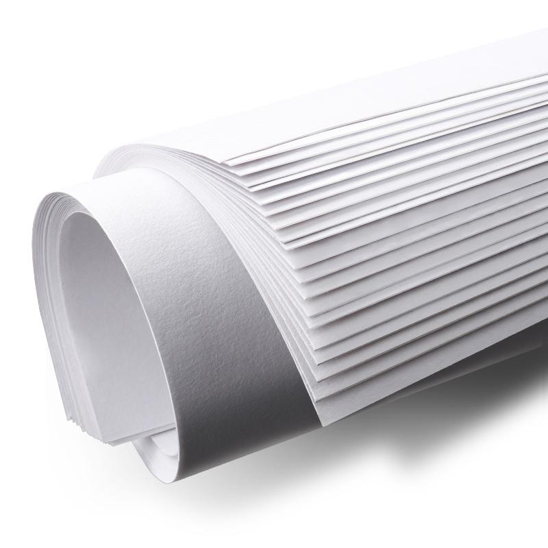 悠米 水粉纸,8K 白色1/包 P06402W 40张 160g 单位:包