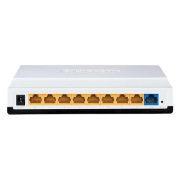 普联(TP-LINK) 路由器,TL-R860+ 8口多功能宽带有线路由器 单位:个
