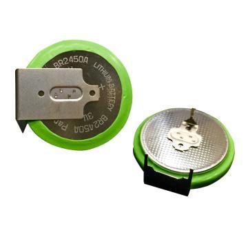 松下 耐高温3V锂电池, BR2450A 单粒