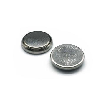 RAYOVAC 纽扣式锂电池,耐高温3V BR1632 单粒