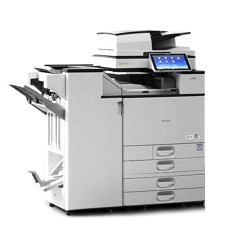 理光(Ricoh)黑白数码复合机,MP 3555SP A3(主机+双面输稿器+四层纸盒+搭桥单元+小册子装订)