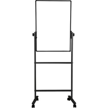 得力 H型双面白板,600*900(银灰)(块) 7881H型 单位:块