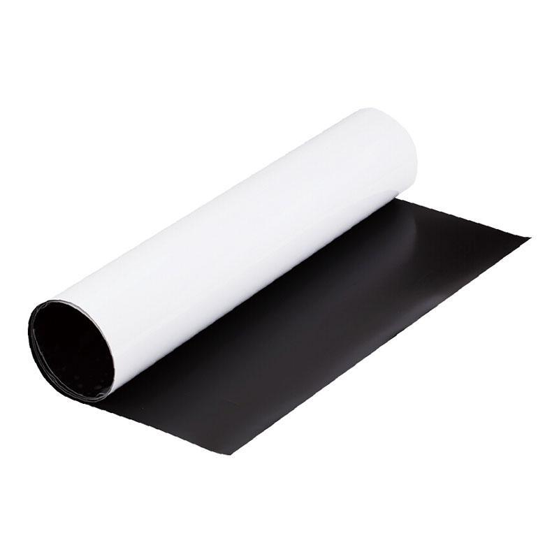 得力(deli)软白板磁性, 白板办公 白板贴 8719无背胶60*90cm 单位:块