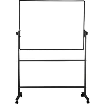 得力 H型双面白板,900*1200(银灰)(块) 7882H型 单位:块