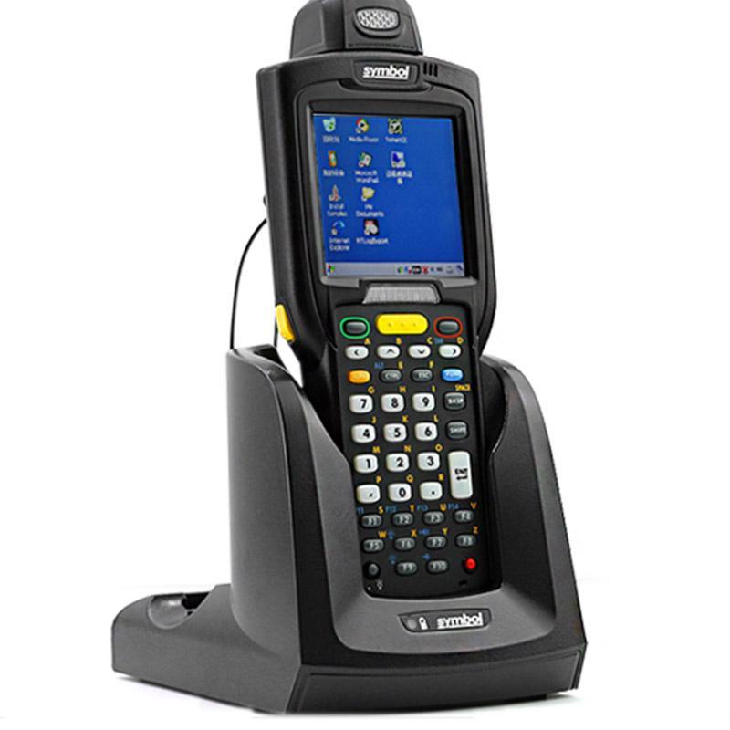 斑马 数据终端 采集器PDA,MC32N0-RL3SCLC0C(一维旋转头、含底座、三年保)