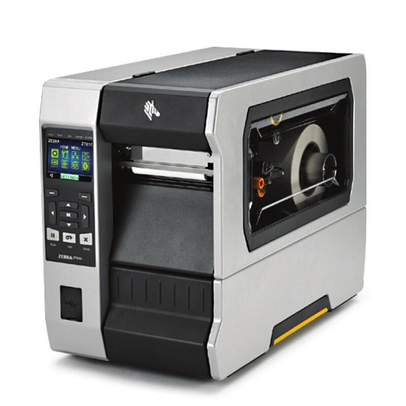 斑马 工业级条码打印机,ZT610(300dpi)