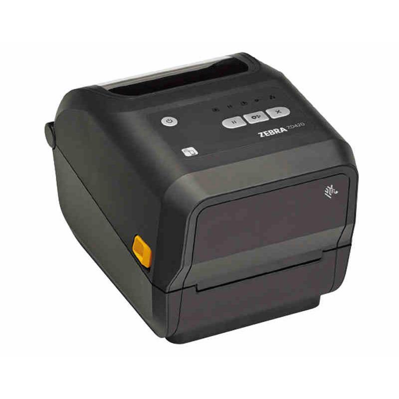 斑马 桌面型条码打印机,ZD420t(300dpi)
