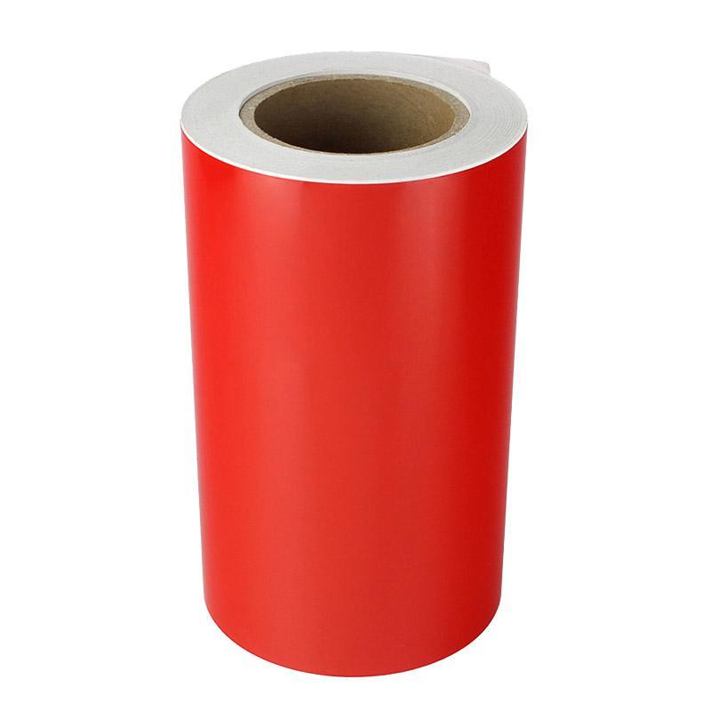 普贴 宽幅贴纸,26020RC 260mm*20m 红色