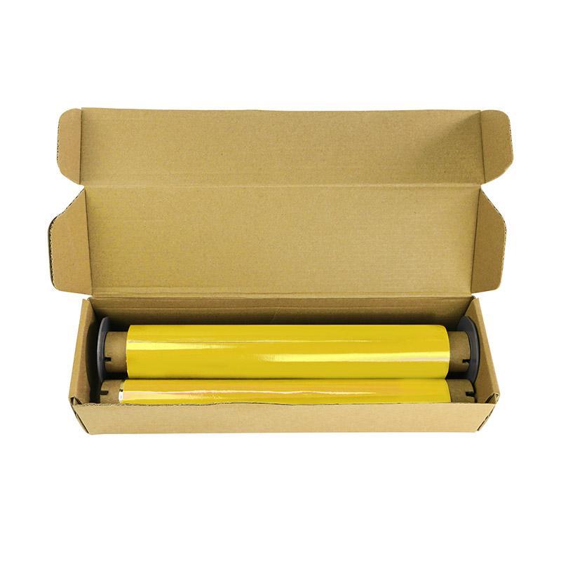 普贴 宽幅碳带,C220*100CY 220mm*100m 黄色