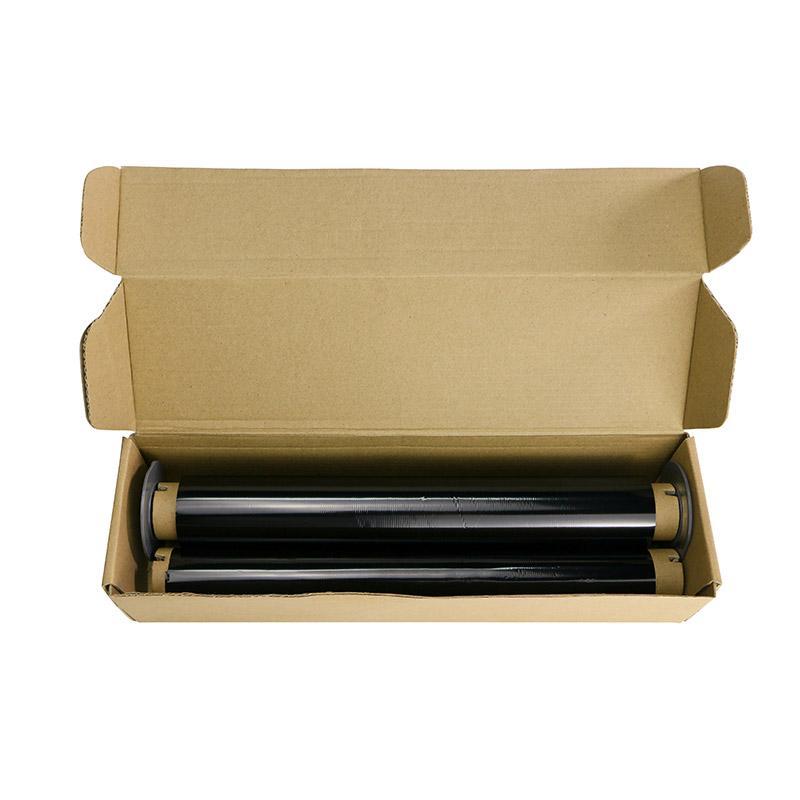 普贴 宽幅碳带,B220*100CB 220mm*100m 黑色