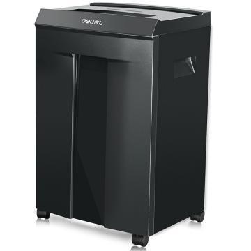 得力(deli) 高保密大容量碎纸机, 7级保密办公碎纸 9919 单位:台