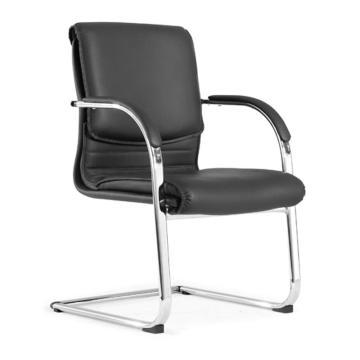 办公椅,尺寸92*58*63 黑牛皮(散件不含安装)