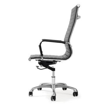 办公椅,尺寸103*56*68 黑牛皮(散件不含安装)