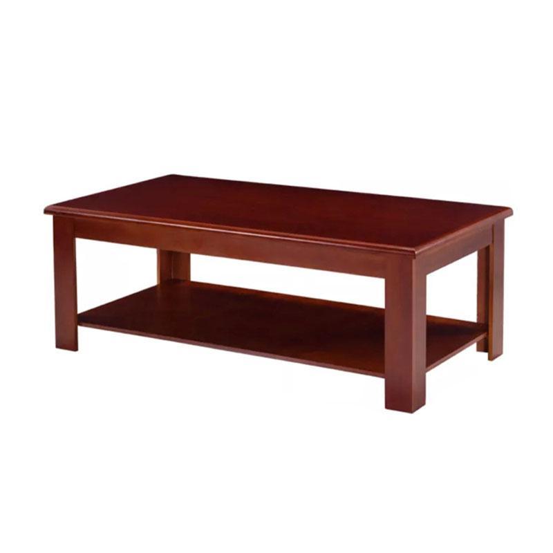 木质长茶几,DT-sf021 实木1200*600*450 红木色