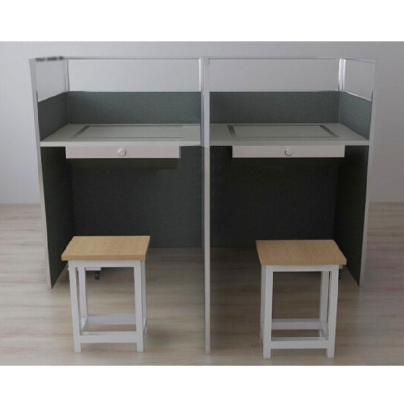 翻转电脑桌,1600*600*750,灰色