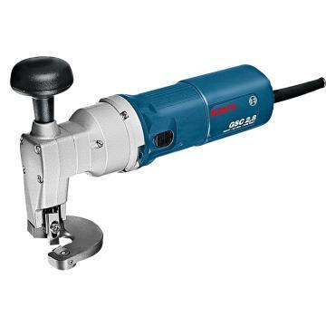 博世电冲剪,钢板切割厚度2.8mm,GSC 2.8,0601506143(厂家停产,售完即止)