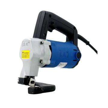 东成电剪刀,切割能力:软钢板3.2mm,不锈钢2.5mm,J1J-FF-3.2