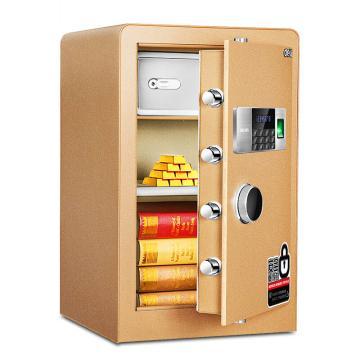得力 电子密码保管箱(金色), H600xW380xD360mm 4079A