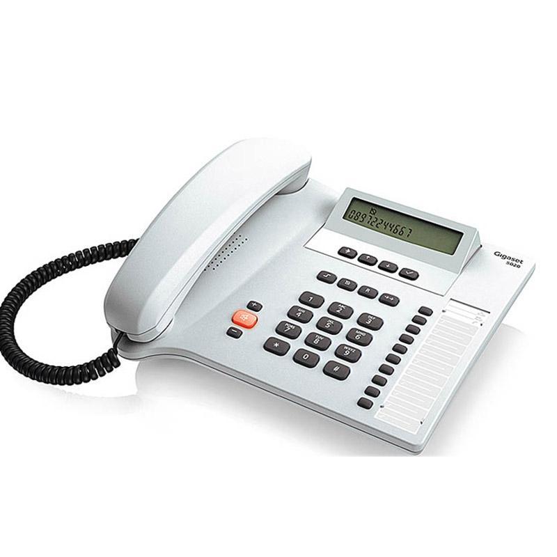 集怡嘉来电显示电话机,2025 单位:台 白色