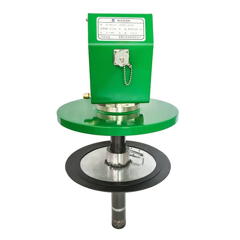 风发科技 220V电动加油机 适于16kg油脂桶 油管6米 1# 2#(锥入度265-340)油脂 WFP1216