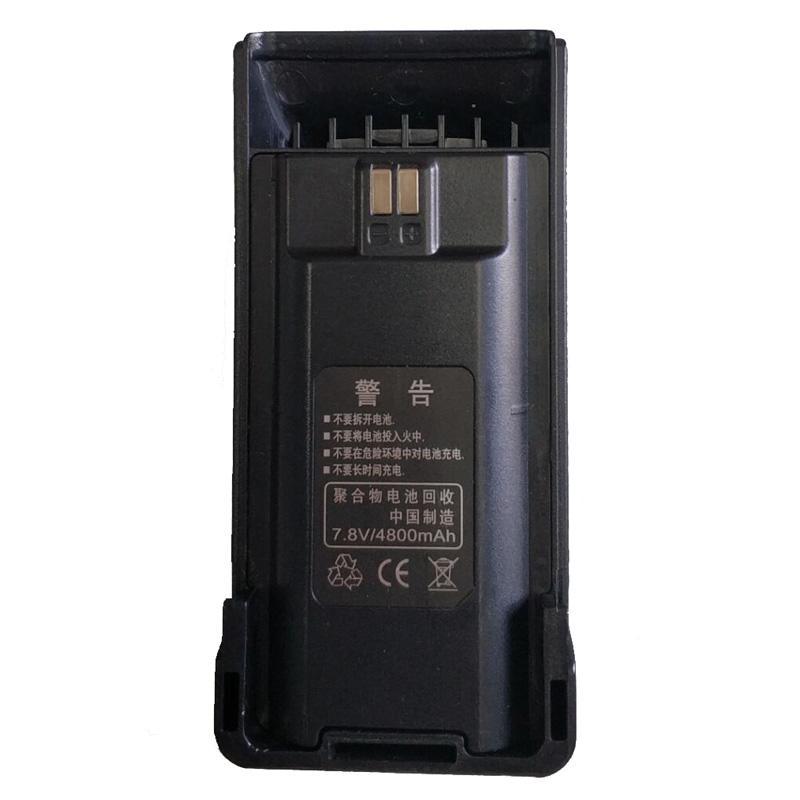 特易通 对讲机TC100电池, 4800mah