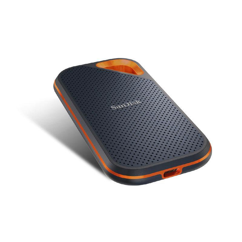 闪迪固态移动硬盘,SDSSDE80-500G Type-c(PSSD) 500G 至尊超极速NVMe高速传输