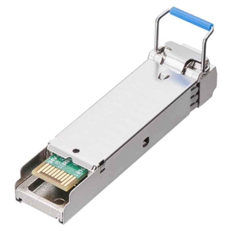 普联(TP-LINK)千兆单模双纤SFP光模块 TL-SM312LS-20KM 20公里 兼容思科华为华三锐捷等品牌交换机