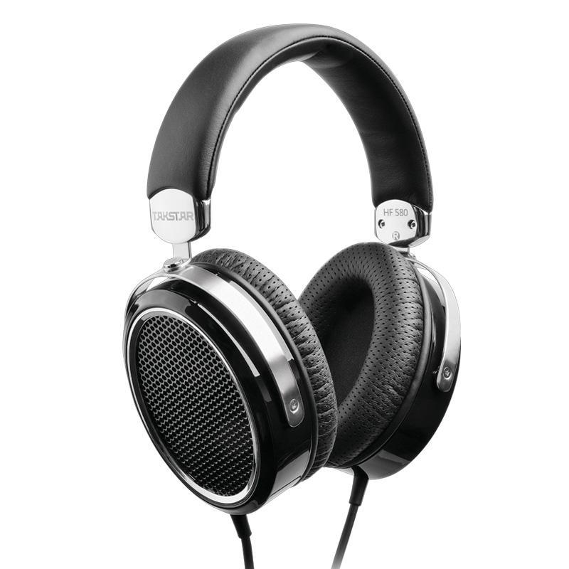 得胜Hi-Fi平板振膜耳机,HF580