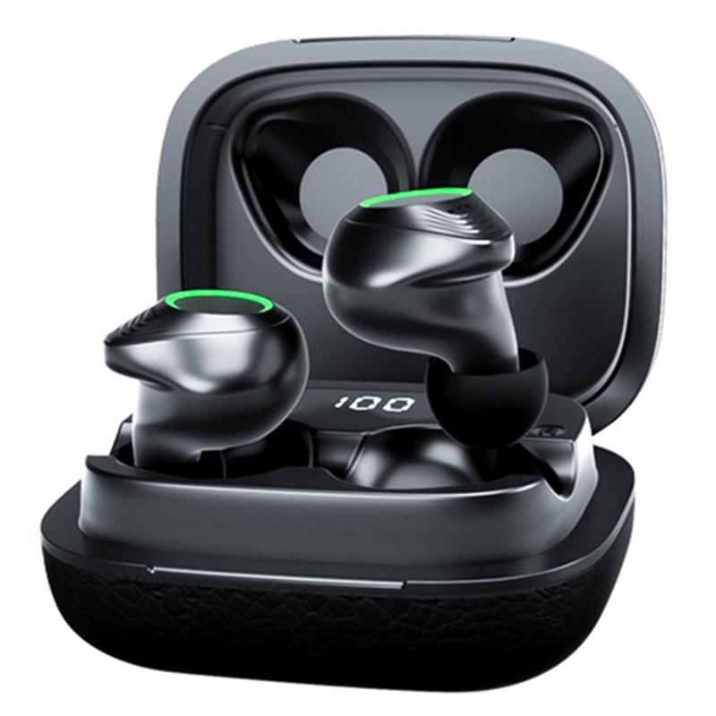 纽曼A20真无线蓝牙耳机 入耳式隐形迷你苹果x华为荣耀安卓通用oppo跑步vivo小米运动耳塞式降噪