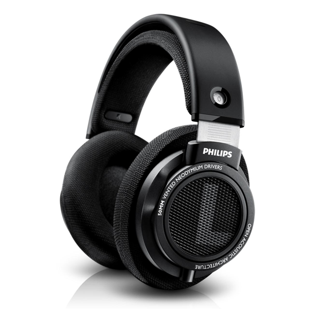 飞利浦(Philips)耳机 SHP9500