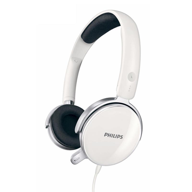 飞利浦(Philips)头戴式音乐耳机 SHM7110U