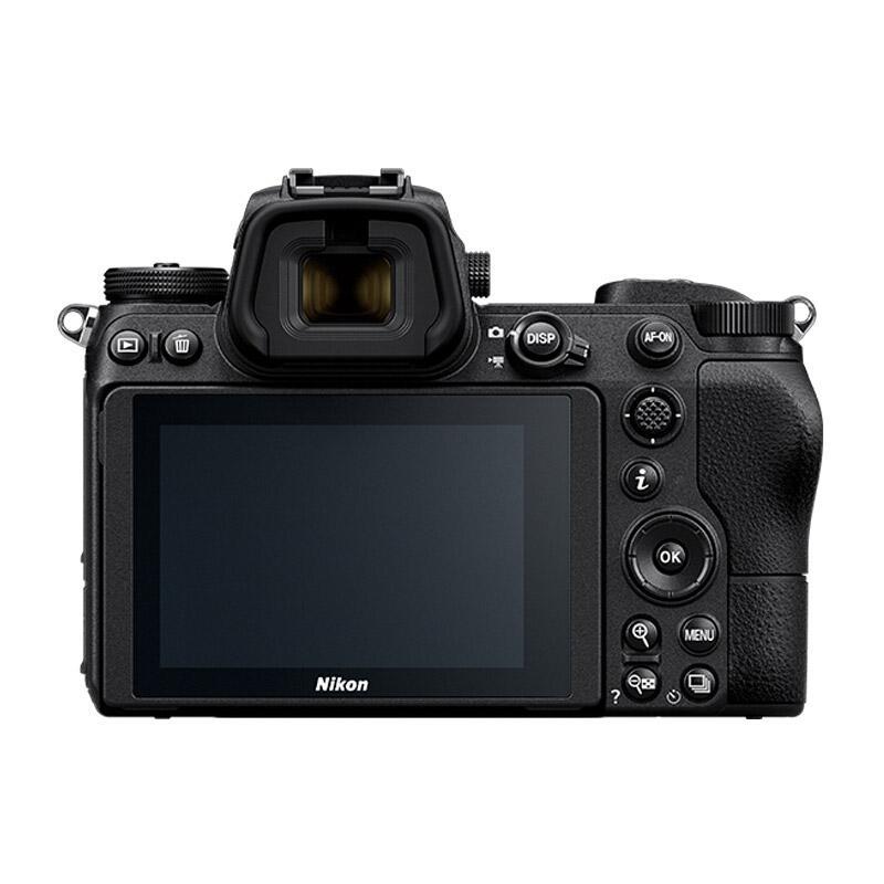 尼康Z6机身 +FTZ转接环,全画幅 微单相机 数码相机 Z6(273点自动对焦 连拍12幅/秒)