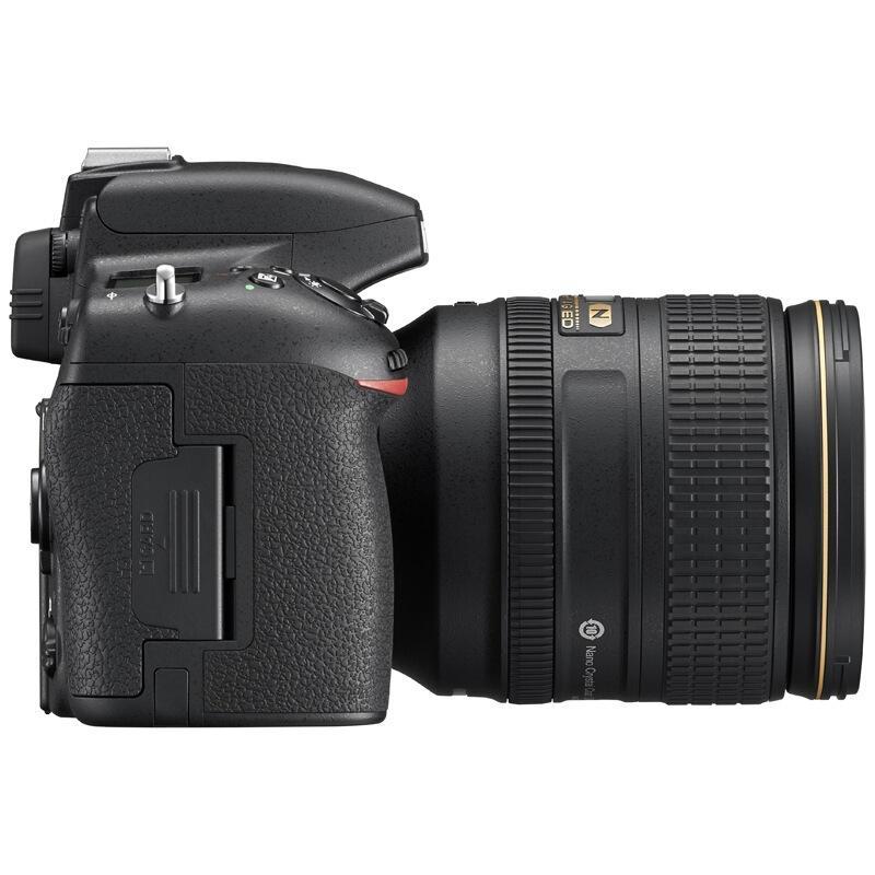 尼康D750 24-120mm VR防抖套机,单反相机 进阶款全画幅 单反相机 d750(约2,432万有效像素 WiFi)