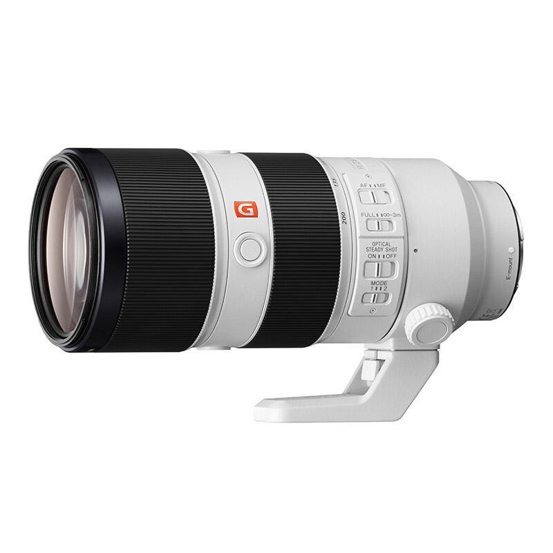 索尼全画幅远摄变焦镜头,FE 70-200mm F2.8 GM OSS