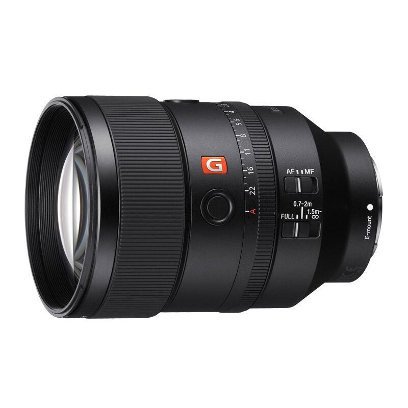 索尼全画幅远摄定焦镜头,FE 135mm F1.8 GM