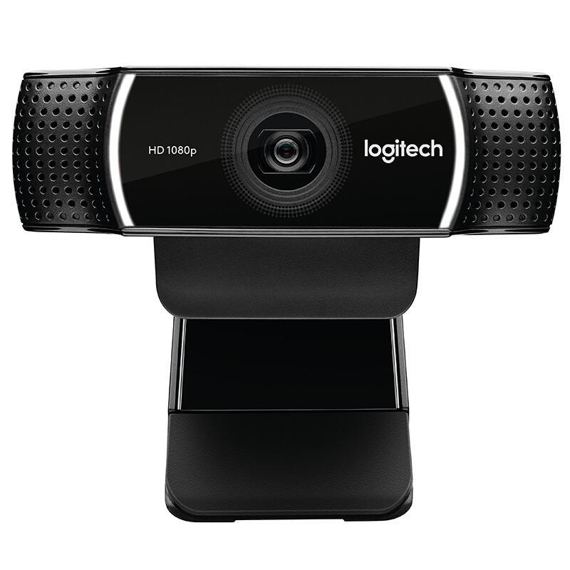 罗技(Logitech) C922 罗技商务高清网络摄像头 直播摄像头