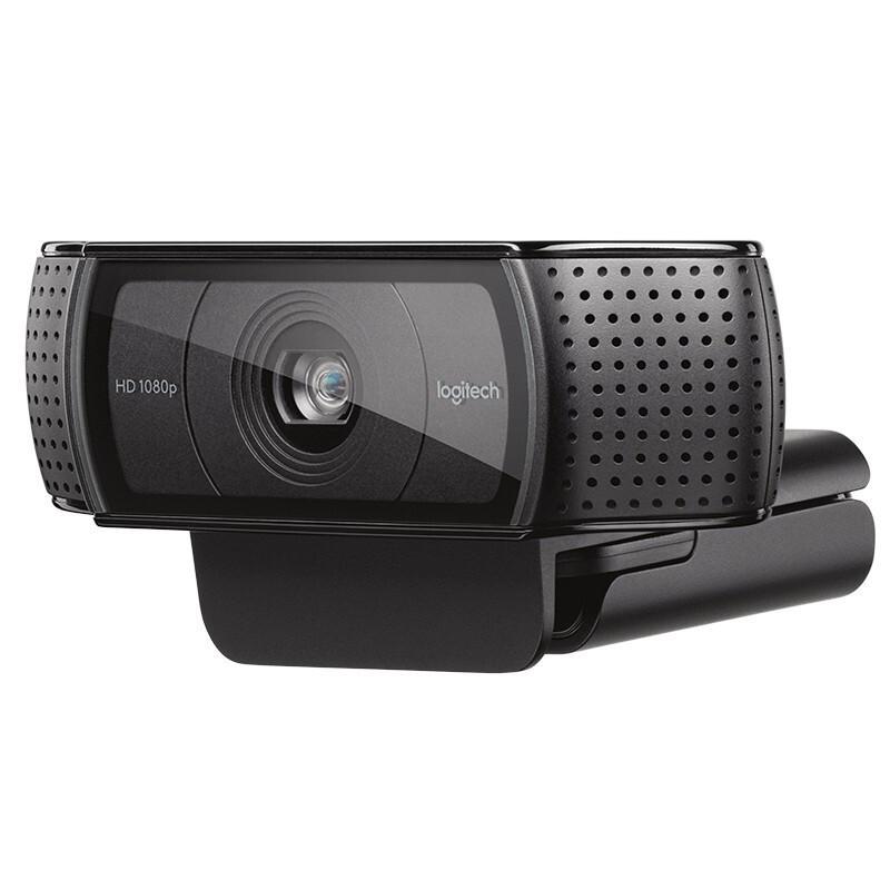 罗技(Logitech) C920e 罗技商务高清网络摄像头 直播摄像头