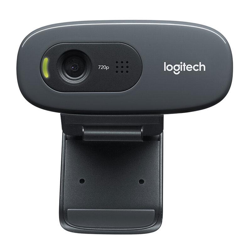 罗技 高清网络摄像头,黑 C270 单位:个