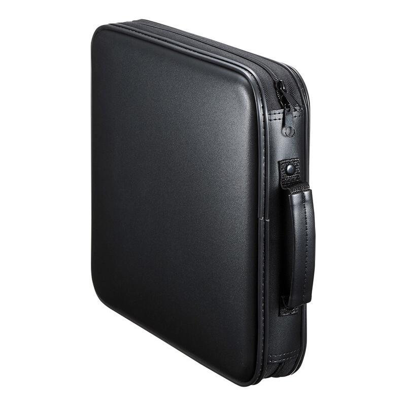 山业SANWA SUPPLY CD/DVD收纳盒 160枚 抗震 蓝光FCD-WLBD160BK 1个