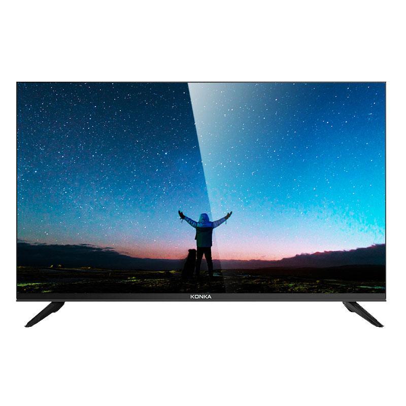 康佳(KONKA)高清液晶电视 ,43英寸 LED43G30CE黑色 含挂架